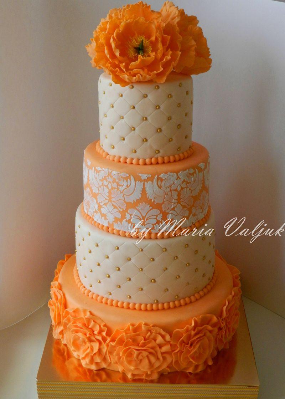 Свадебные торты воронеж