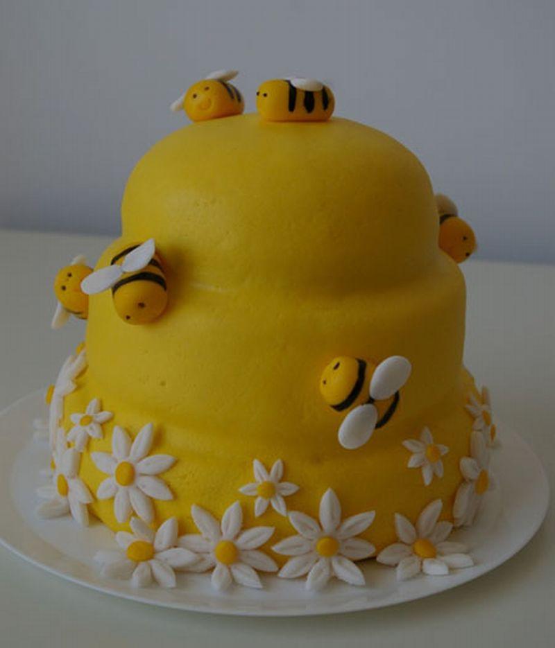 Мастика для торта на меду