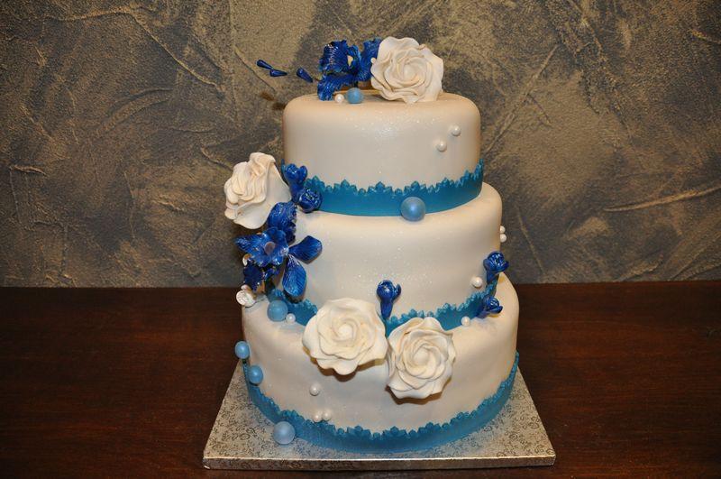 Рисованные тортики
