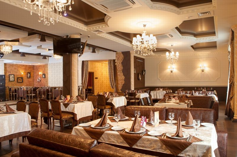 Воронеж кафе и рестораны