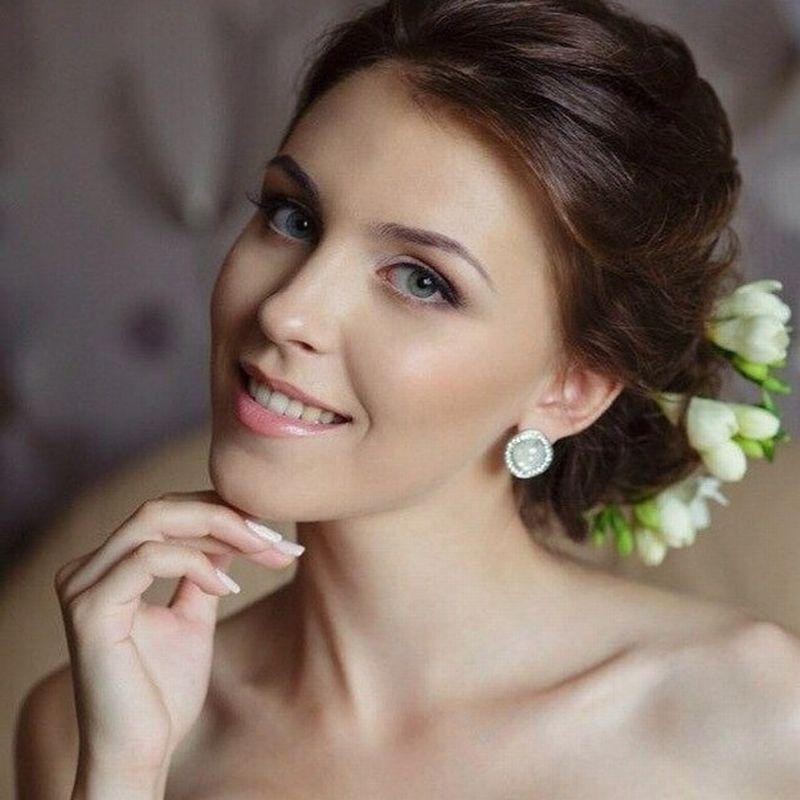 Визажист в Симферополе. Свадебный вечерний дневной выпускной макияж