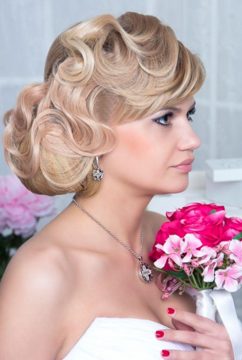 Свадебные прически, макияж и маникюр в Красноярске: фото, стилистов