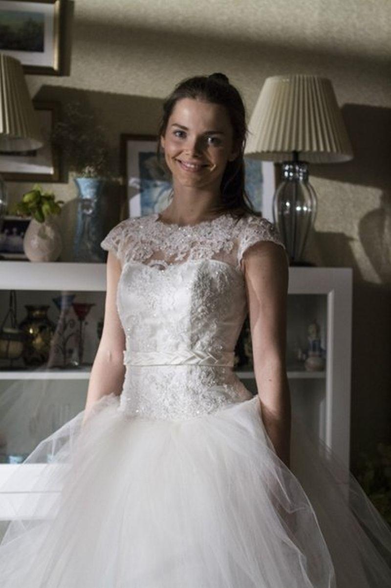 Фото боярской на свадьбе