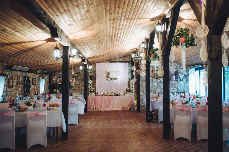 Ресторан воронеж для свадьбы