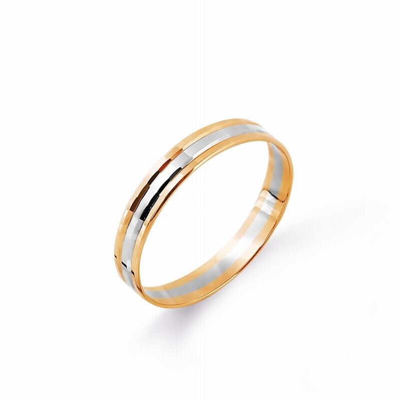недорогие золотые обручальные кольца