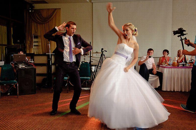 Информация о постановка свадебного танца Олег Павловский.