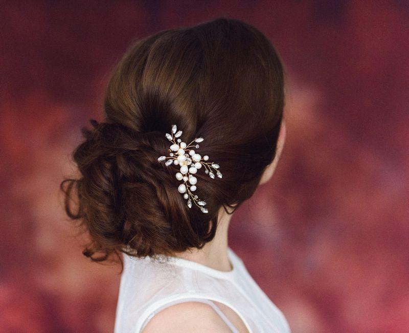 реферат свадебные прически и украшения для прически