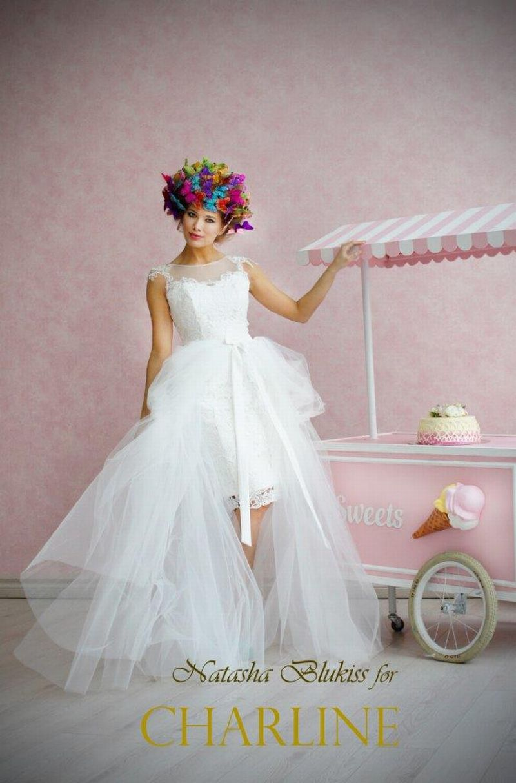 Свадебный салон москва charline