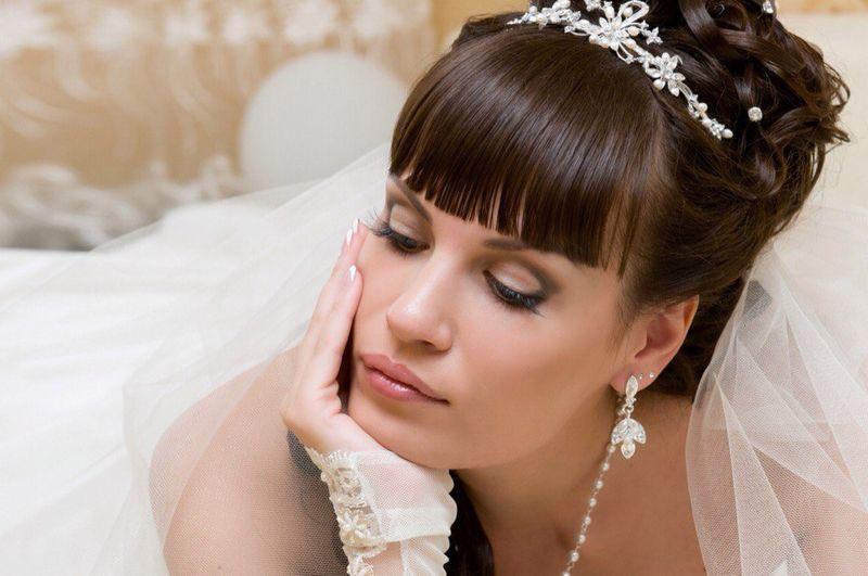 Свадебный макияж информация
