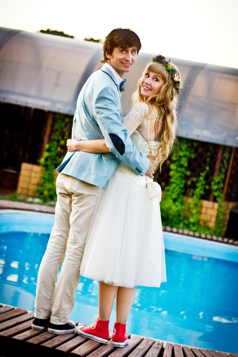 Свадьба без торжества : как провести, отметить, что одеть, фото, идеи