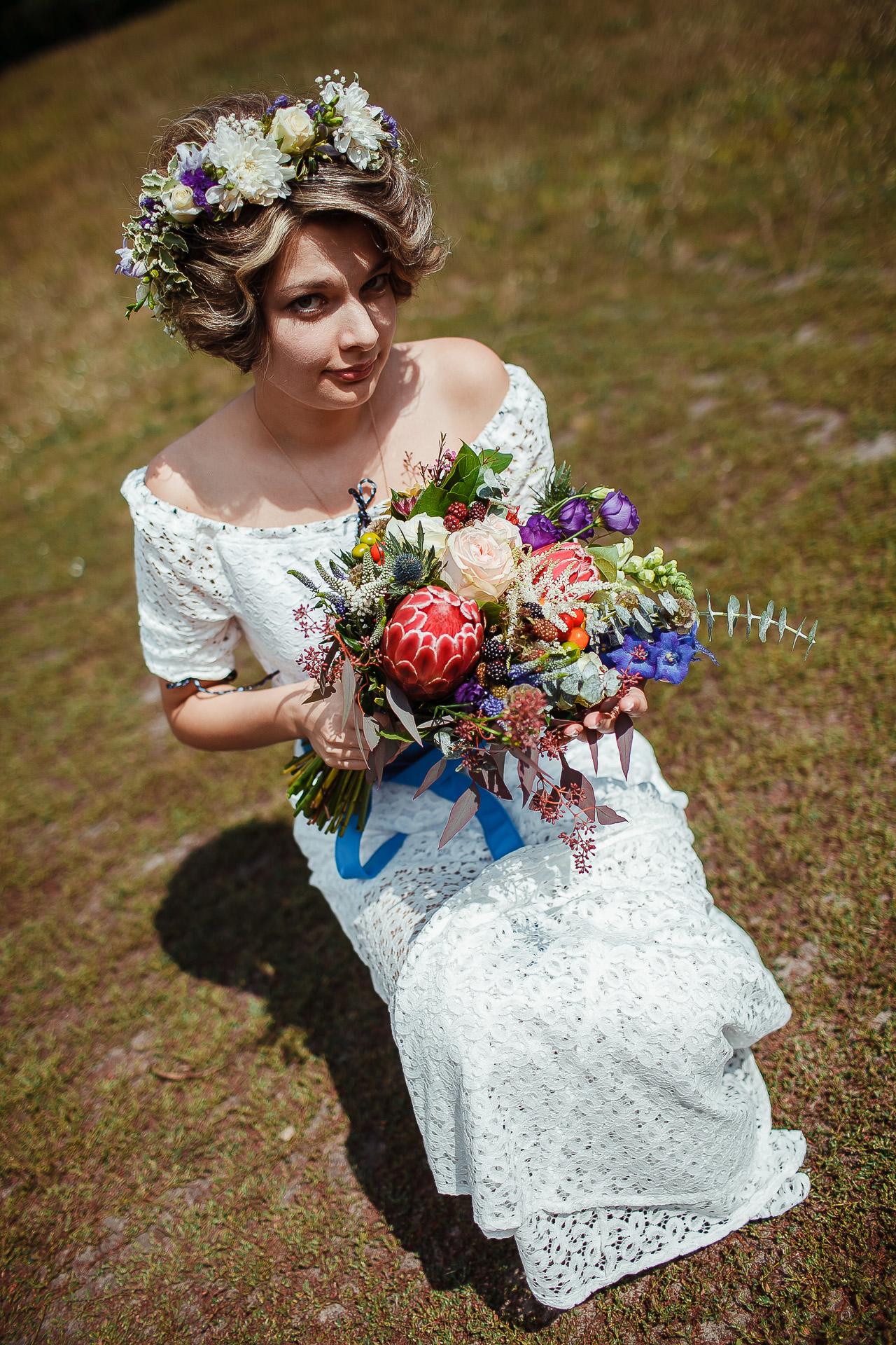 Про букет невесты цитаты